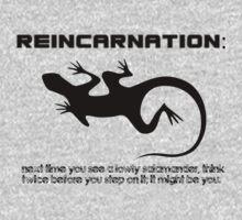 Reincarnation by etraphagan