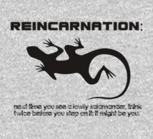 Reincarnation One Piece - Short Sleeve