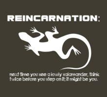 Reincarnation (Dark) by etraphagan