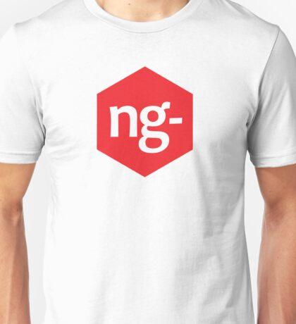 Angular.js Programmer T-shirt & Hoodie Unisex T-Shirt