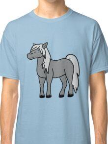 Gray Horse Classic T-Shirt