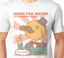 Senri for Mayor Unisex T-Shirt