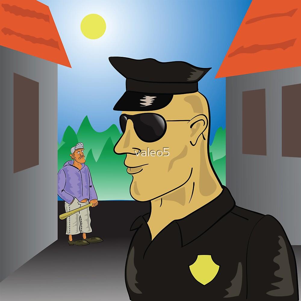 policeman by valeo5