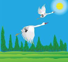 birds by valeo5