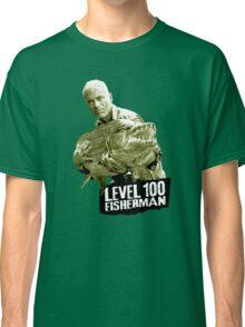 Jeremy Wade - Level 100 Fisherman Classic T-Shirt