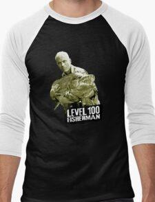 Jeremy Wade - Level 100 Fisherman Men's Baseball ¾ T-Shirt