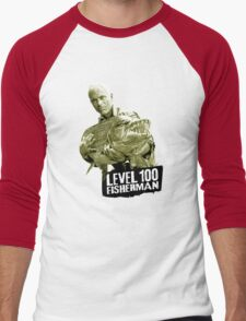 Jeremy Wade - Level 100 Fisherman Men's Baseball ¾ T-Shirt