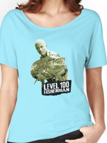 Jeremy Wade - Level 100 Fisherman Women's Relaxed Fit T-Shirt