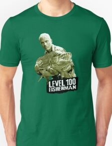Jeremy Wade - Level 100 Fisherman T-Shirt