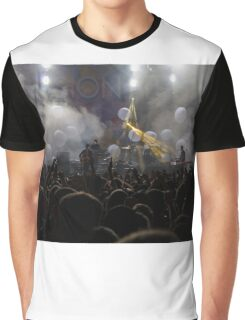 Passion Pit Concert Graphic T-Shirt