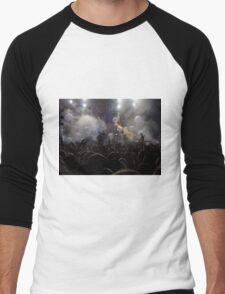 Passion Pit Concert Men's Baseball ¾ T-Shirt
