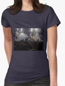 Passion Pit Concert Womens Fitted T-Shirt