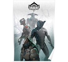 Warframe - Faction - Tenno Poster