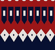 John Watson's Christmas Jumper by fangirlshirts