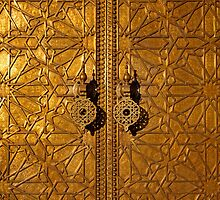 The Golden Door by Robyn Carter