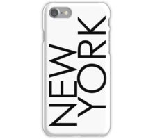 NEW YORK...CELL PHONE - IPHONE - IPOD iPhone Case/Skin