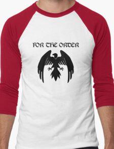 For the Order! Men's Baseball ¾ T-Shirt