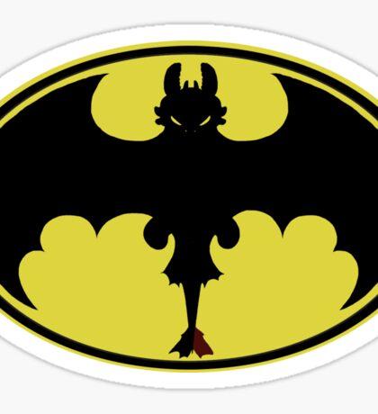 Nanananana Toothless Sticker