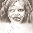 The Exorcist by stoophilpott
