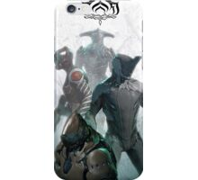 Warframe - Faction - Tenno iPhone Case/Skin