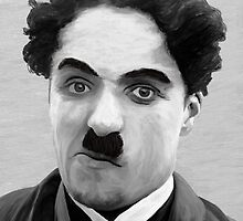 Charlie Chaplin by James Shepherd