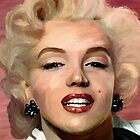 Marylin Monroe by artbyjames