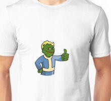 Mr Helpful Pepe Unisex T-Shirt