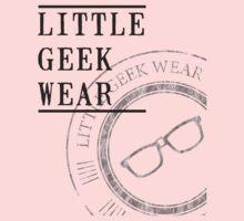 Little Geek Wear One Piece - Short Sleeve
