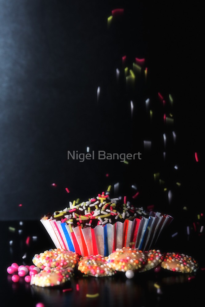 Sprinkles by Nigel Bangert