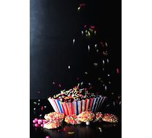 Sprinkles Photographic Print