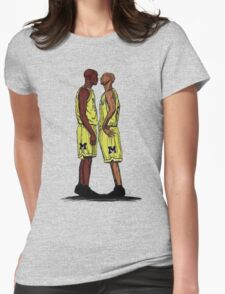 C-Webb & J-Rose Womens Fitted T-Shirt