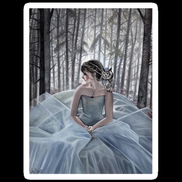 Forgotten Princess by Susan Van Sant