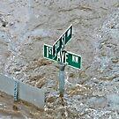 Iowa Flood 2008 31.12Ft by Kristen O'Brian