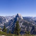 Glacier Point Panorama by paulgranahan