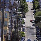 The Streets of San Francisco by paulgranahan