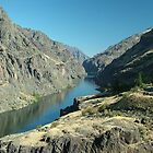 Snake River, Oregon by paulgranahan