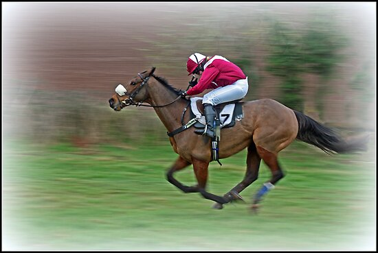 Boy Racer by Beverley Barrett