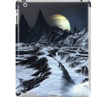 Track Across the Badlands iPad Case/Skin