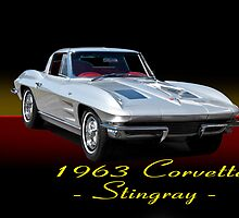 1963 Corvette Stingray w/ ID by DaveKoontz