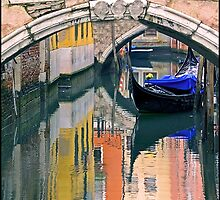 The colours of Venice by almaalice