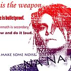 Art is the Weapon by Madisya