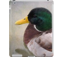Mallard Drake iPad iPad Case/Skin