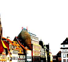 Strasbourg - a view for a look by deThierry