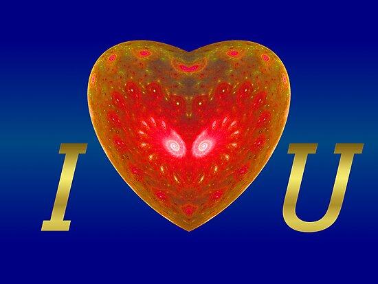 Tut53SMO#22: I Heart U (G1108) by barrowda