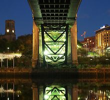 Underneath The Tyne Bridge by Great North Views