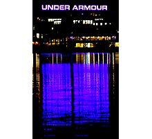 Purple Armour Photographic Print