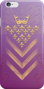 Kings / Queens Cases by artalacard