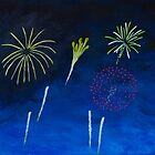 Fireworks by Maggie Perdue