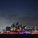 Opera House new years eve by Matthieu PANNIER