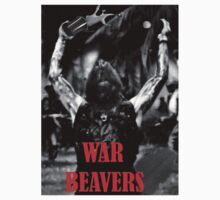 Team War Beaver T-Shirt